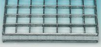 Gratar metalic presat P Standard