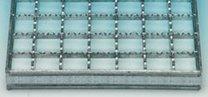 Gratar metalic presat XP antiderapant